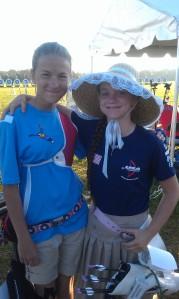 Me and Ashleigh